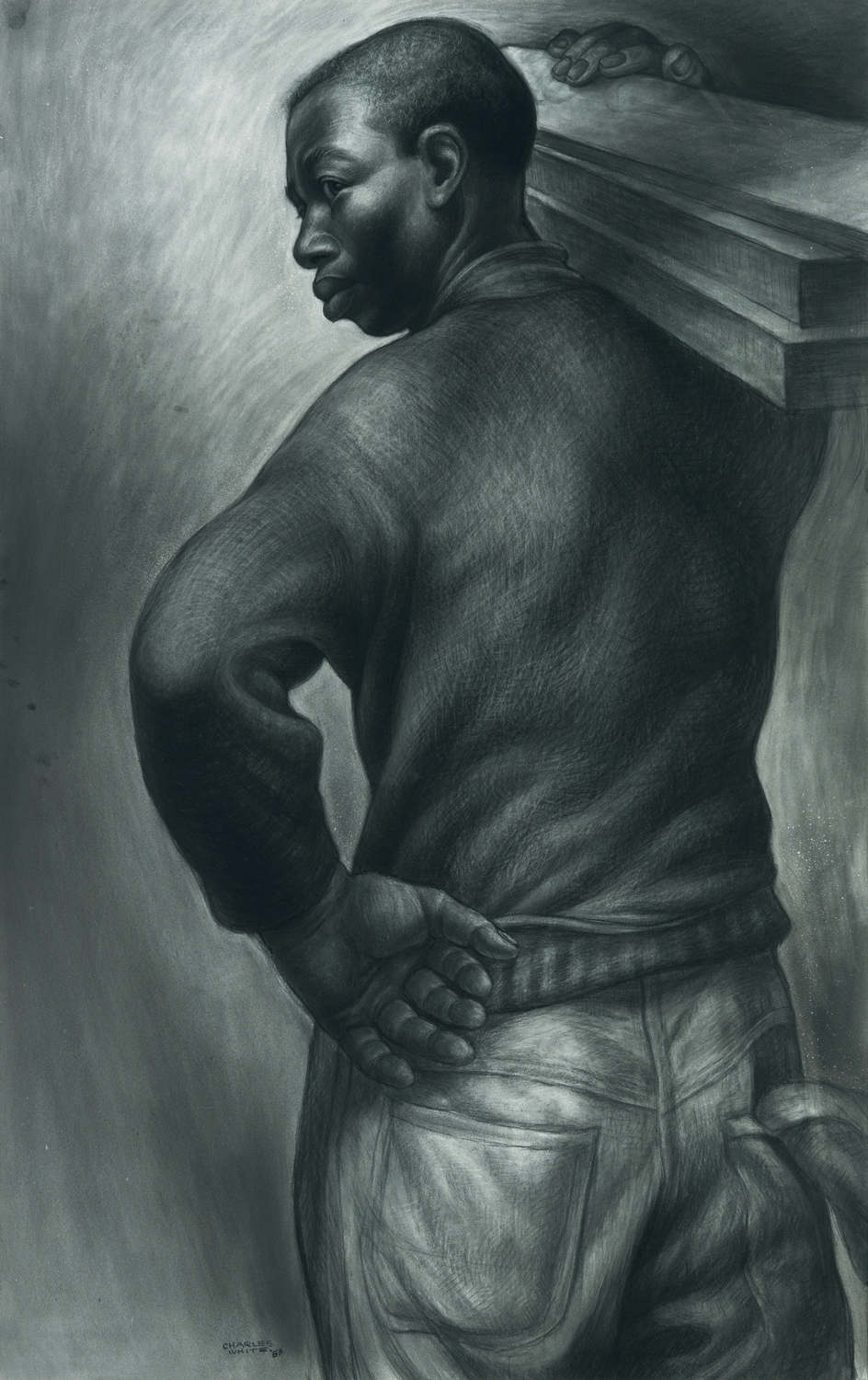 Swan Galleries to Auction Off Charles White Drawings ...