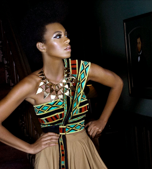 African Influence In Fashion Sugarcane Magazine The Global African Stage African Art