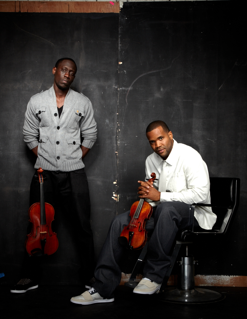 Musica: Interview with Black Violin
