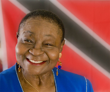 Musica: CALYPSO ROSE Performs in South Florida
