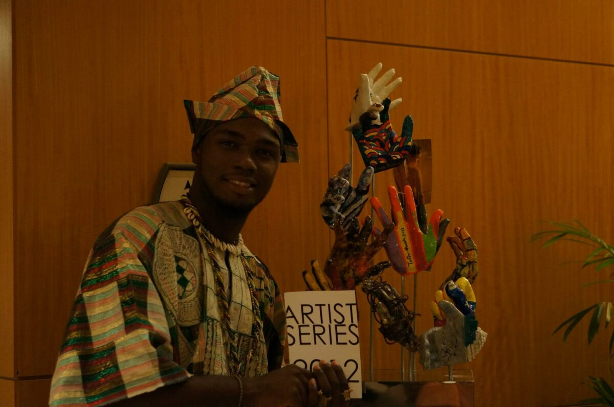 Performance Art: A Chat with Prince Emmanuel Abiodun Aderele
