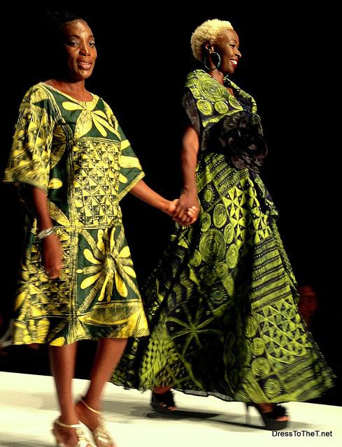 African Designers Showcase At Miami Beach Int L Fashion Week With Nigerian Designer Wumi O