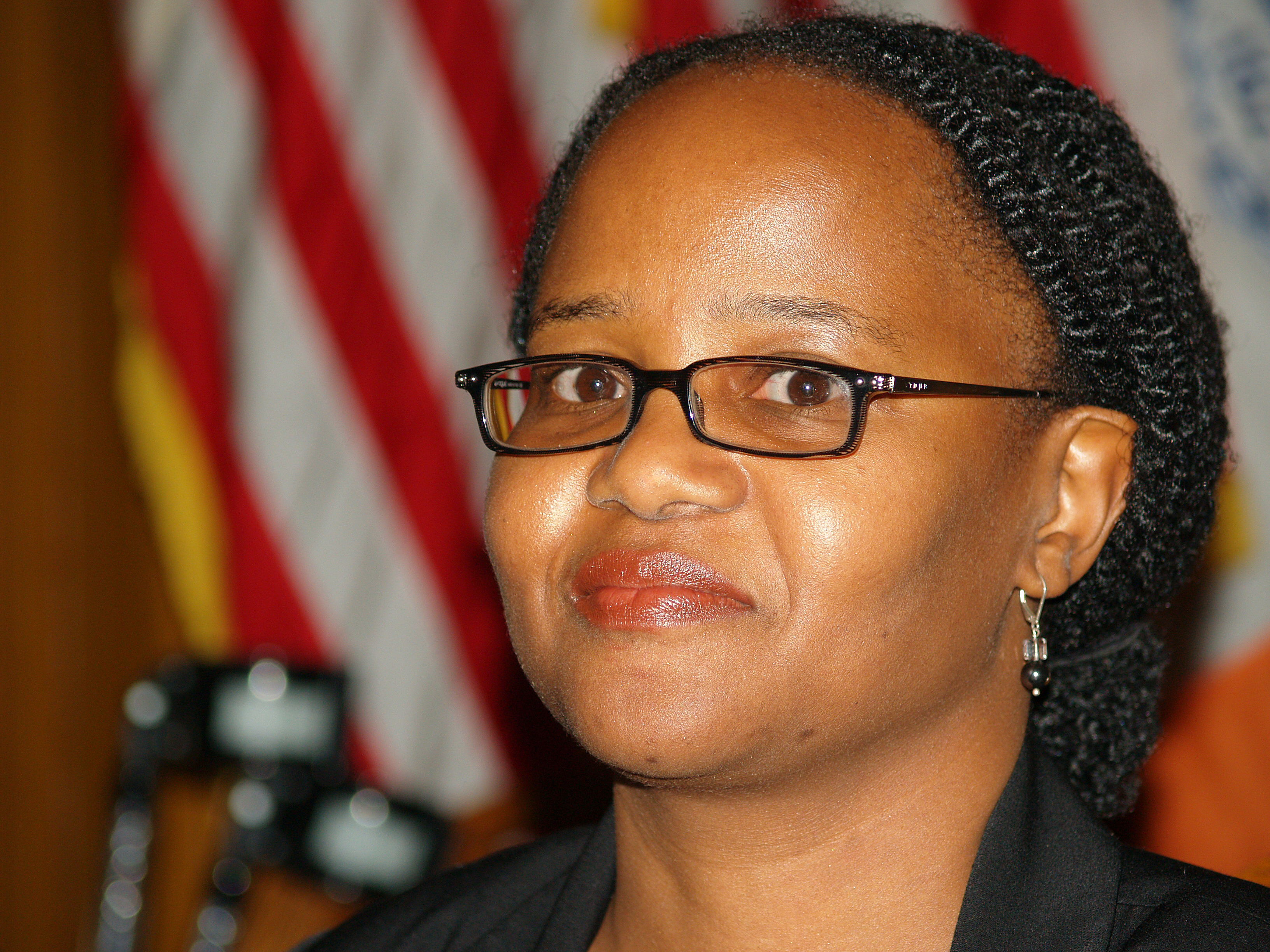 Edwidge Danticat-Photo by David Shankbone courtesy of Wiki Commons
