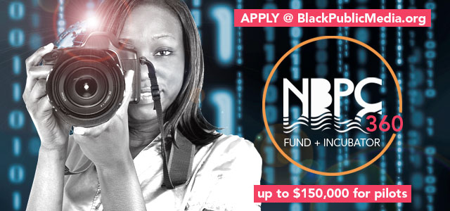 NATIONAL BLACK PROGRAMMING CONSORTIUM TO HOLD LIVE STREAM EVENT ON LATEST IN PUBLIC TELEVISION TRENDS