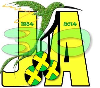 JAMAICA AWARENESS 30 Logo (2014 transparency) FINAL