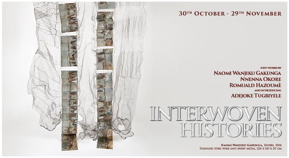 Arte: October Gallery to Present Interwoven Histories
