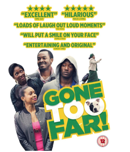 """Cop Dat': Bola Agbaje's """"Gone Too Far"""" on DVD"""