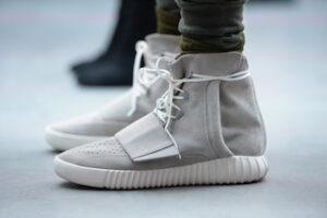 Yeezy Season  Clear Heels Shoe
