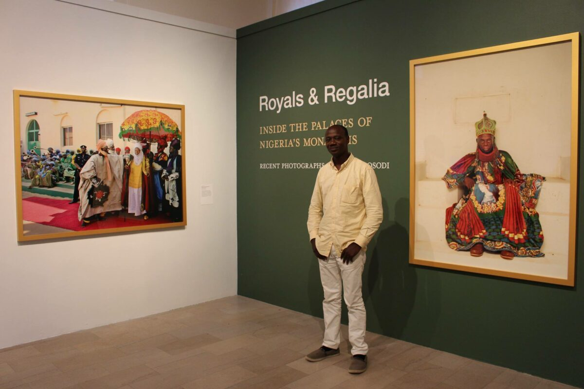 Newark Museum Takes a Rare View Inside the Palaces of Nigeria's Monarchs
