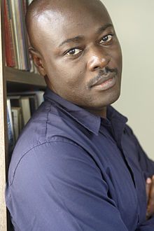 Helon Habila spoke at the United states Library of Congress in 2012