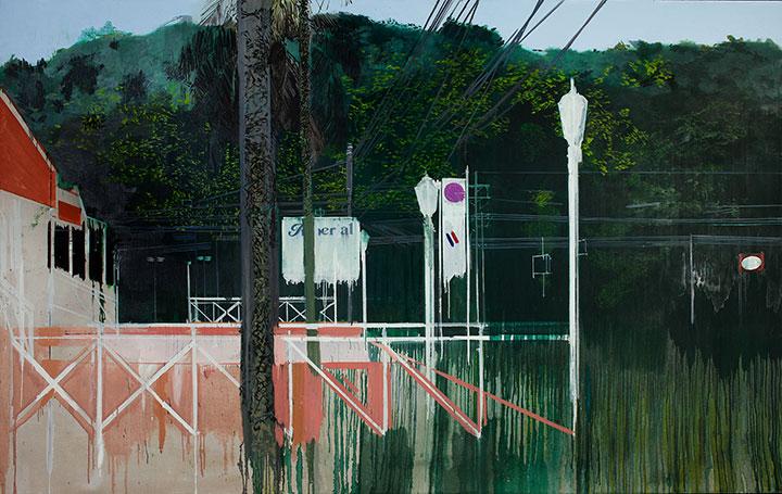 Art: Poetics of Relation featuring Xaviera Simmons opens at Miami's Perez