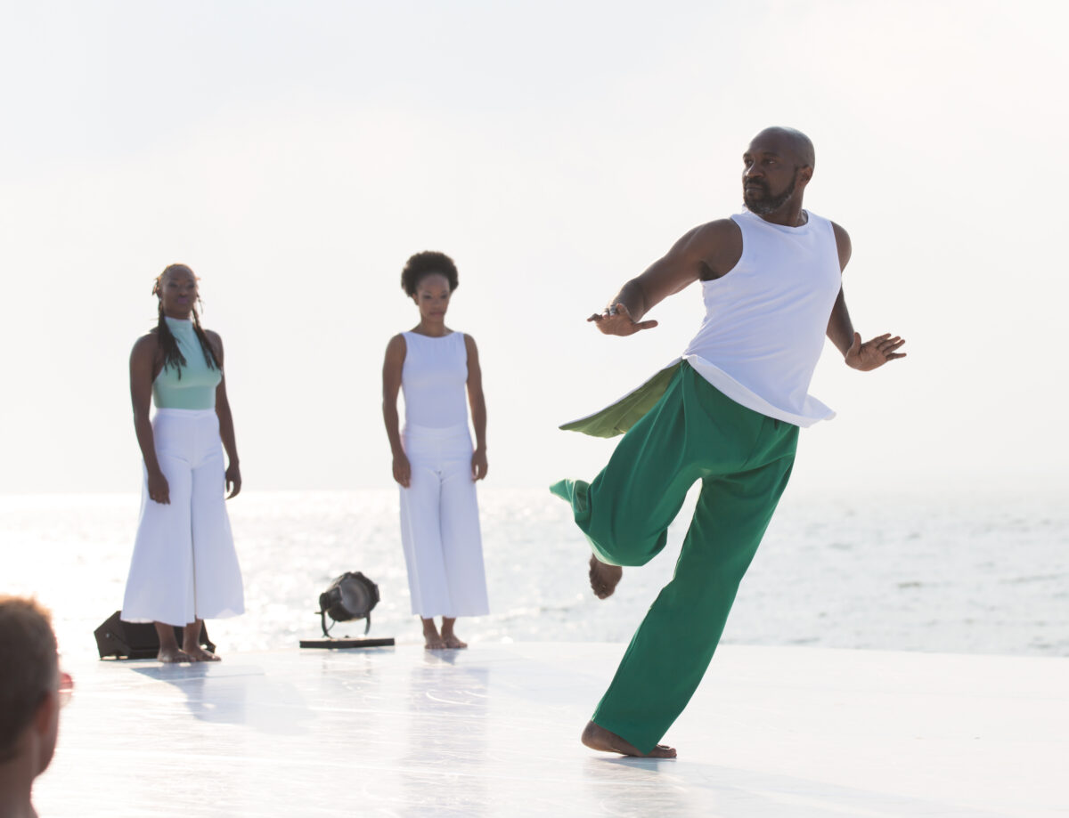 National Black Arts Festival Spotlight Series Performances Continue with  Ronald K. Brown/Evidence, A Dance Company