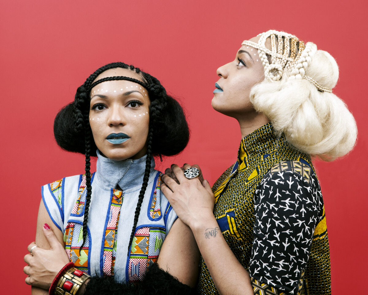 Les Nubians headlines celebration of African culture