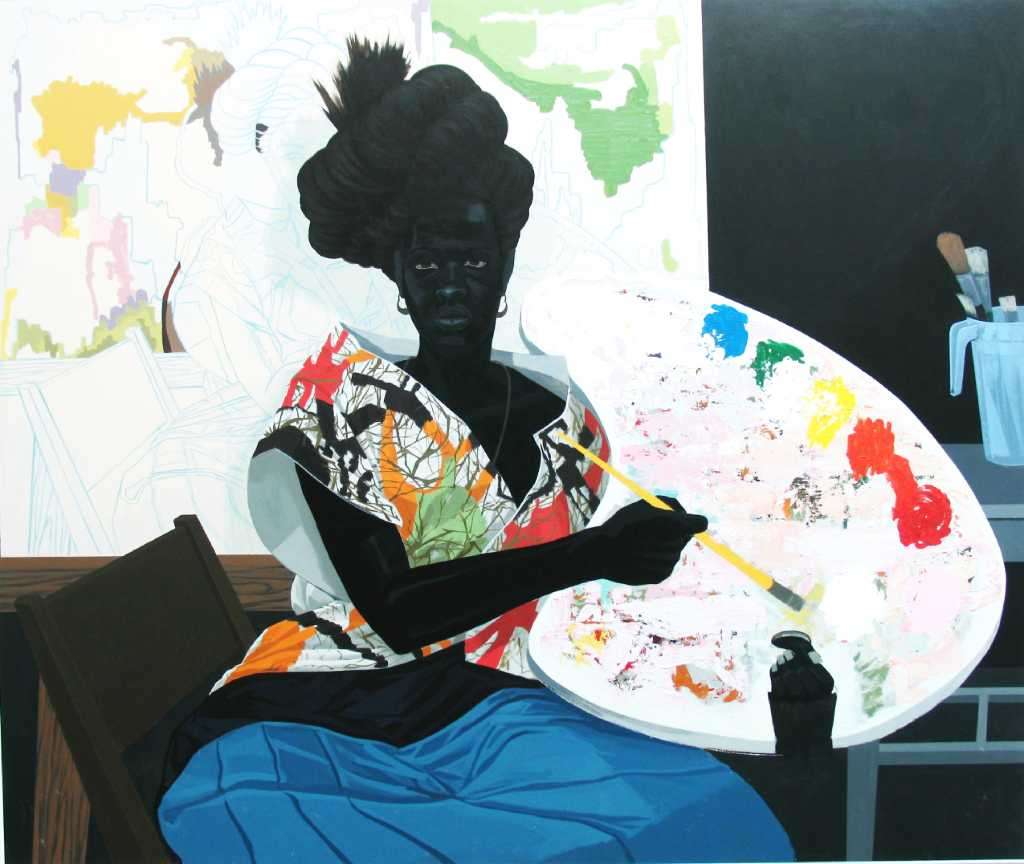 Kerry James Marshall confirmed for a three city retrospective