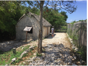 Slave Cabins at Clifton National Park Nassau Bahammas. Photo by Gary Moore. Copyright Gary L. Moore 2016-2020