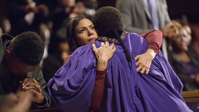 A Scene from Greenleaf on OWN