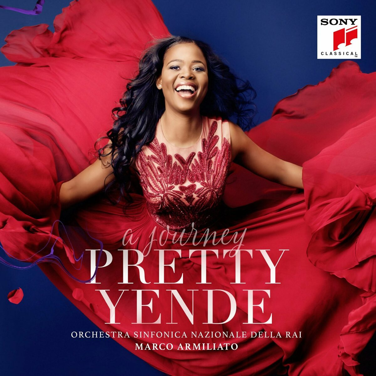 South Africa's Pretty Yende debuts new Opera release