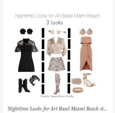 What to wear during Art Basel Miami Beach
