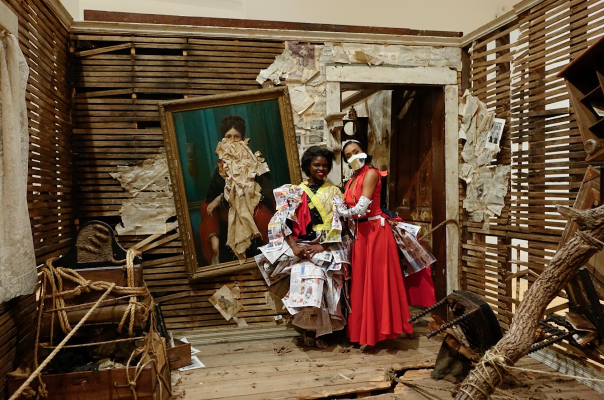 Titus Kaphar: The Vesper Project at the Lowe Art Museum