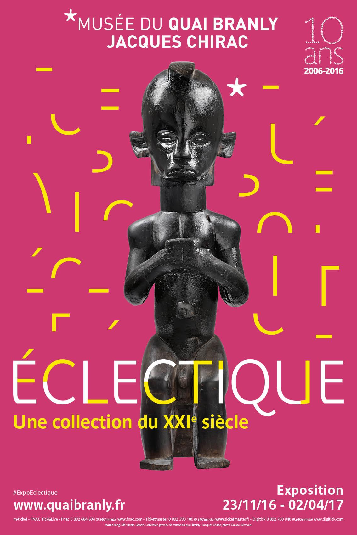 Musée du quai Branly presents Eclectic: A 21st Century Collection