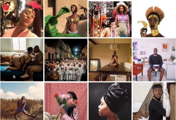 We  choose our favorite black instagramers from all over the globe. visit us at Sugarcane Magazine