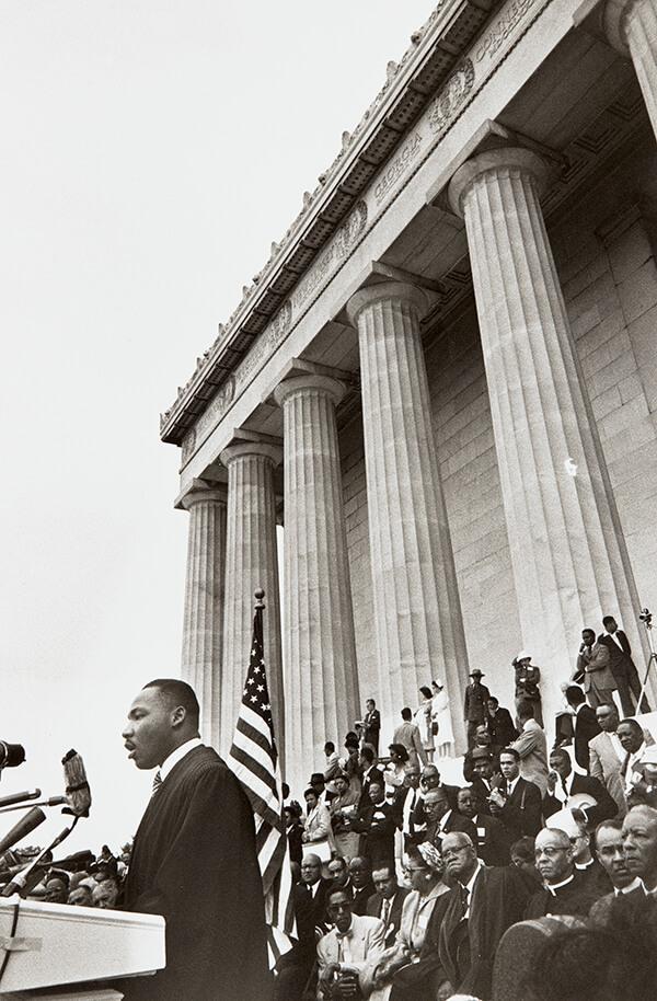 Let Us March On: Lee Friedlander and the Prayer Pilgrimage for Freedom