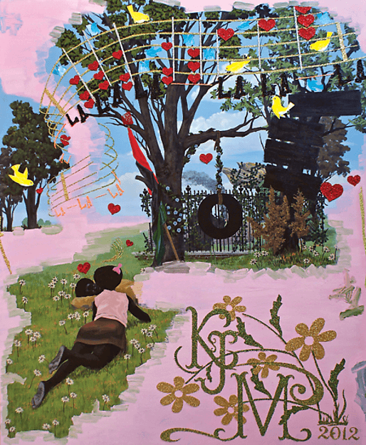 Kerry James marshall 2