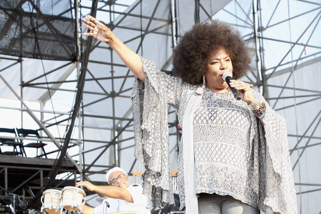 Day One of Jazz in the Gardens Begins with All-Stars, R&B Legend Betty Wright, Morris Day and the Time, Robin Thicke and Miss Jill Scott