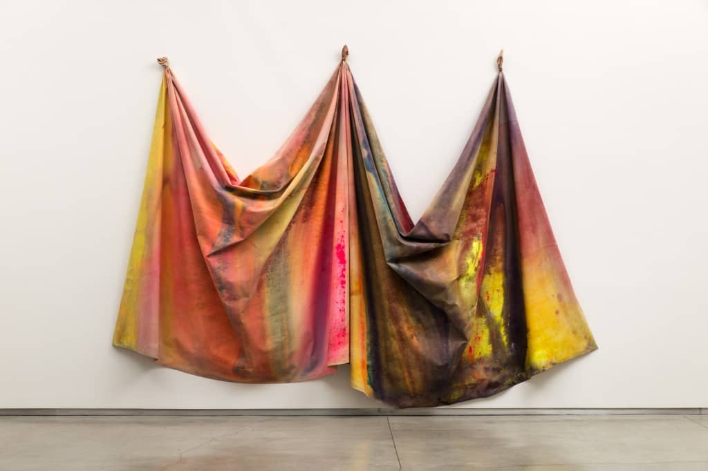In the Spirit of Collaboration: Sam Gilliam and Lou Stovall 21st Century Art Icons Exhibit Opens June 10