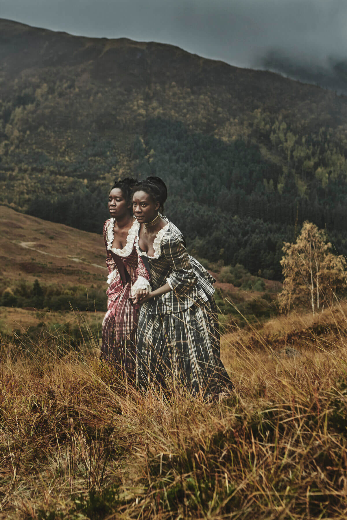 #Blackgirlmagic: Sisters Shine Light on Slavery  in Scotland with New Film 1745