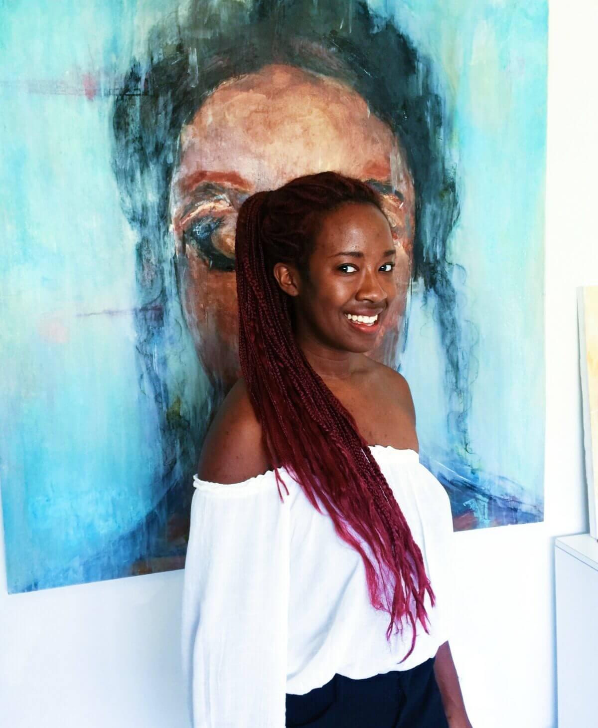 Studio Visit: Christina Nicola