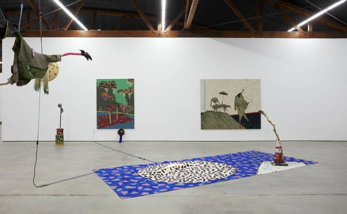 You Have Eleven Days to Go See Simphiwe Ndzube Work in Los Angeles