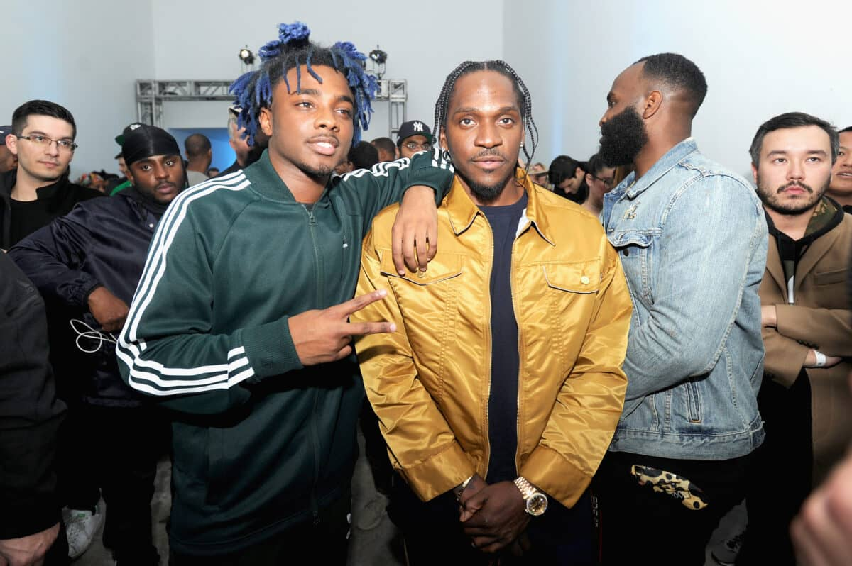 Pusha T commemorates his latest collaboration with adidas Originals, hosting an intimate, launch event in New York City –