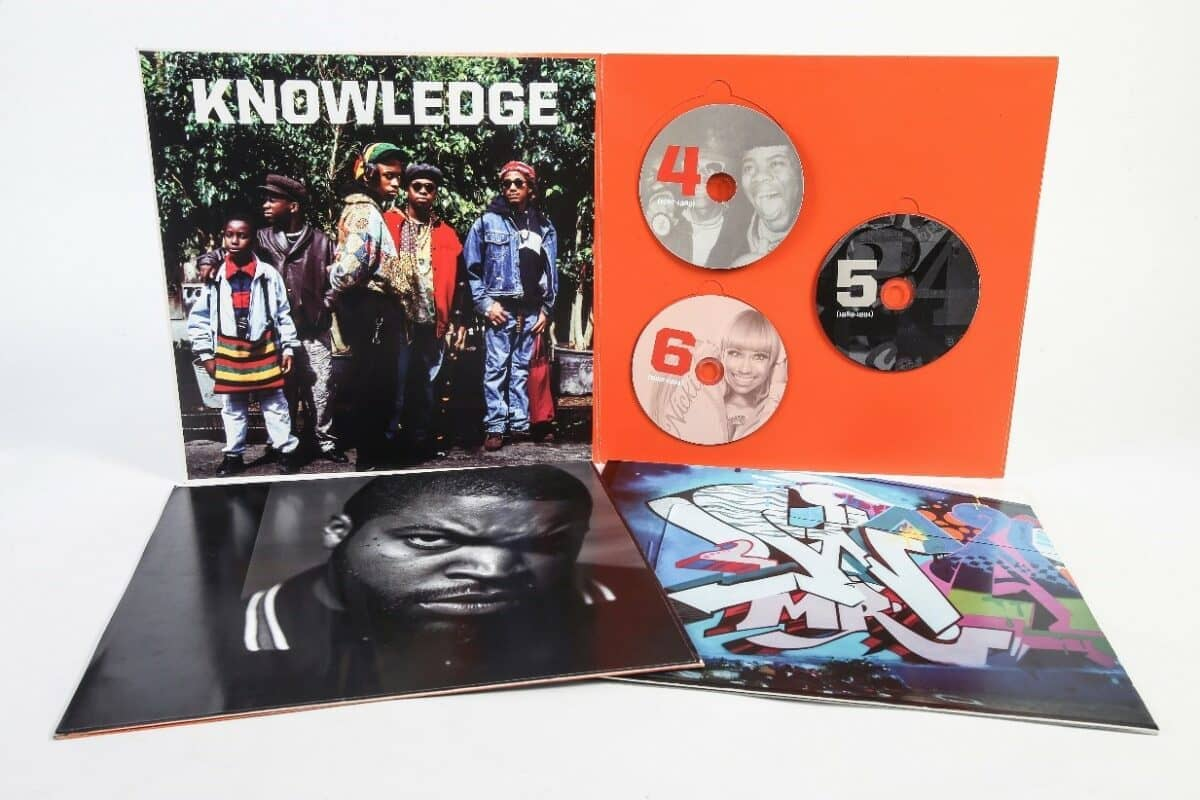 """Smithsonian Launches Kickstarter for Culture-Defining  """"Anthology of Hip-Hop and Rap"""""""