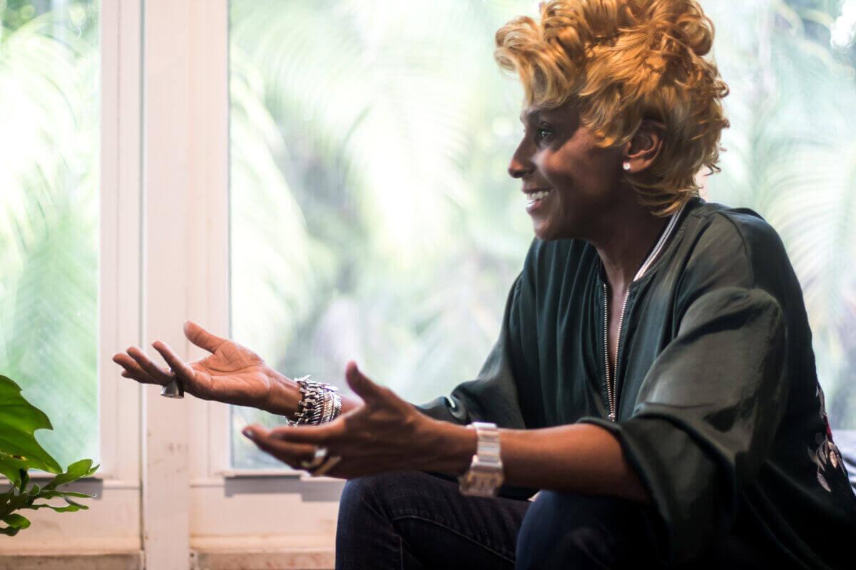 A Studio Visit with Renee Cox