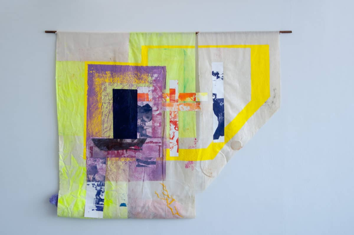 On Documentary Abstraction and the Art Practice of Tomashi Jackson