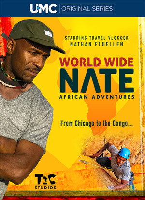 Travel Expert Nathan Fluellen Takes Viewers on 13-Eps Adventure Across the African Continent