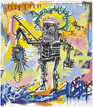 Rete Fó: Too Fly 4 the Swatter o la Sintesis de Jean Michel Basquiat