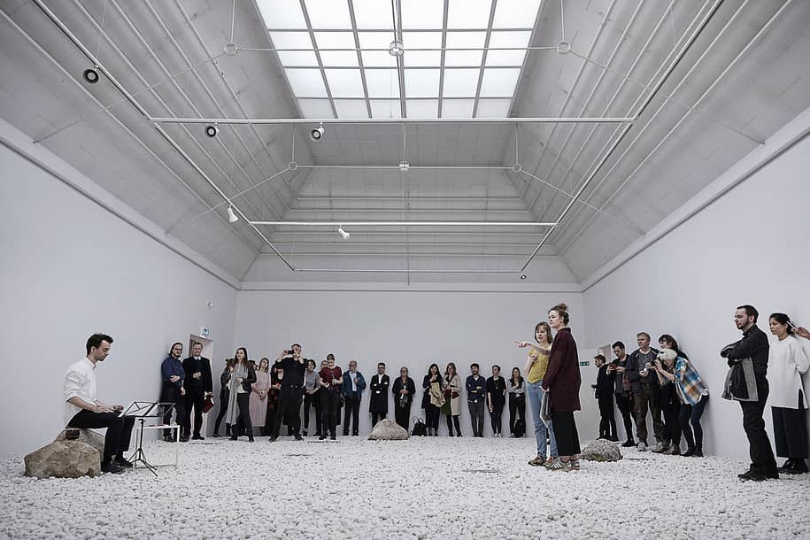 MA Curating: 2-year, part-time, interdisciplinary, seminar-based, low-residency, international