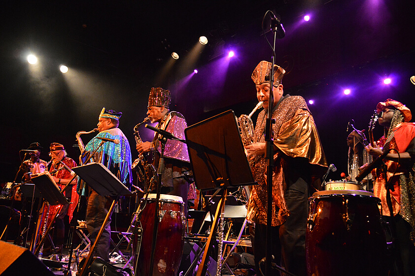 After the End of the World: Sun Ra Arkestra Lands in Miami