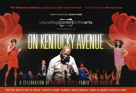 On Kentucky Avenue Back by Popular Demand at City College Center for the Arts