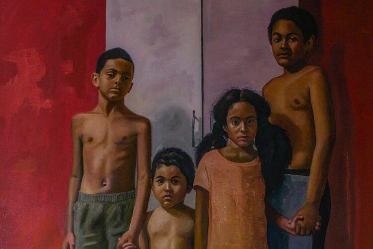 The Beauty of the Specific: Painter Raelis Vasquez Redefines a Labor of Love by Daniel Dunson