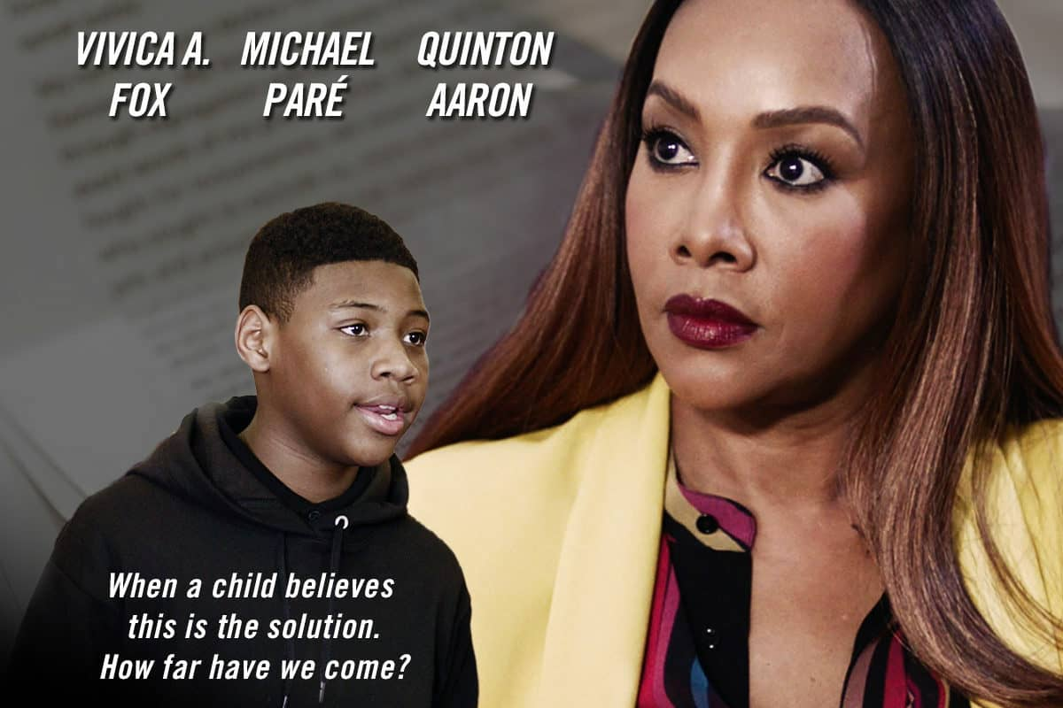 What Will it Take for the Gun Violence to End? Vision Films Presents the Incredibly Powerful and Socially Relevant Film, JASON'S LETTER Available on DVD/VOD on August 1