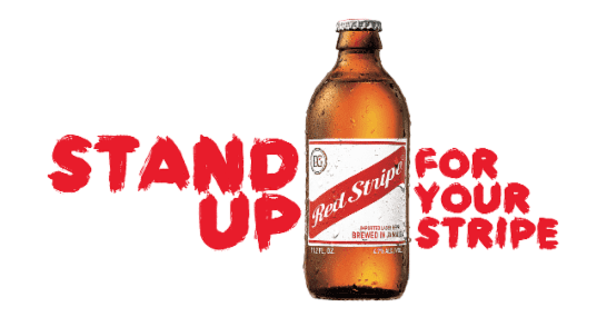 """RED STRIPE DELIVERS MUSIC AND OPPORTUNITIES THROUGH NEW GLOBAL CAMPAIGN – """"STAND FOR YOUR STRIPE"""""""