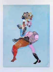 Tschabalala Self and More at The Frye Art Musem