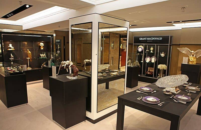 Sotherby's Offers Course in Luxury Goods