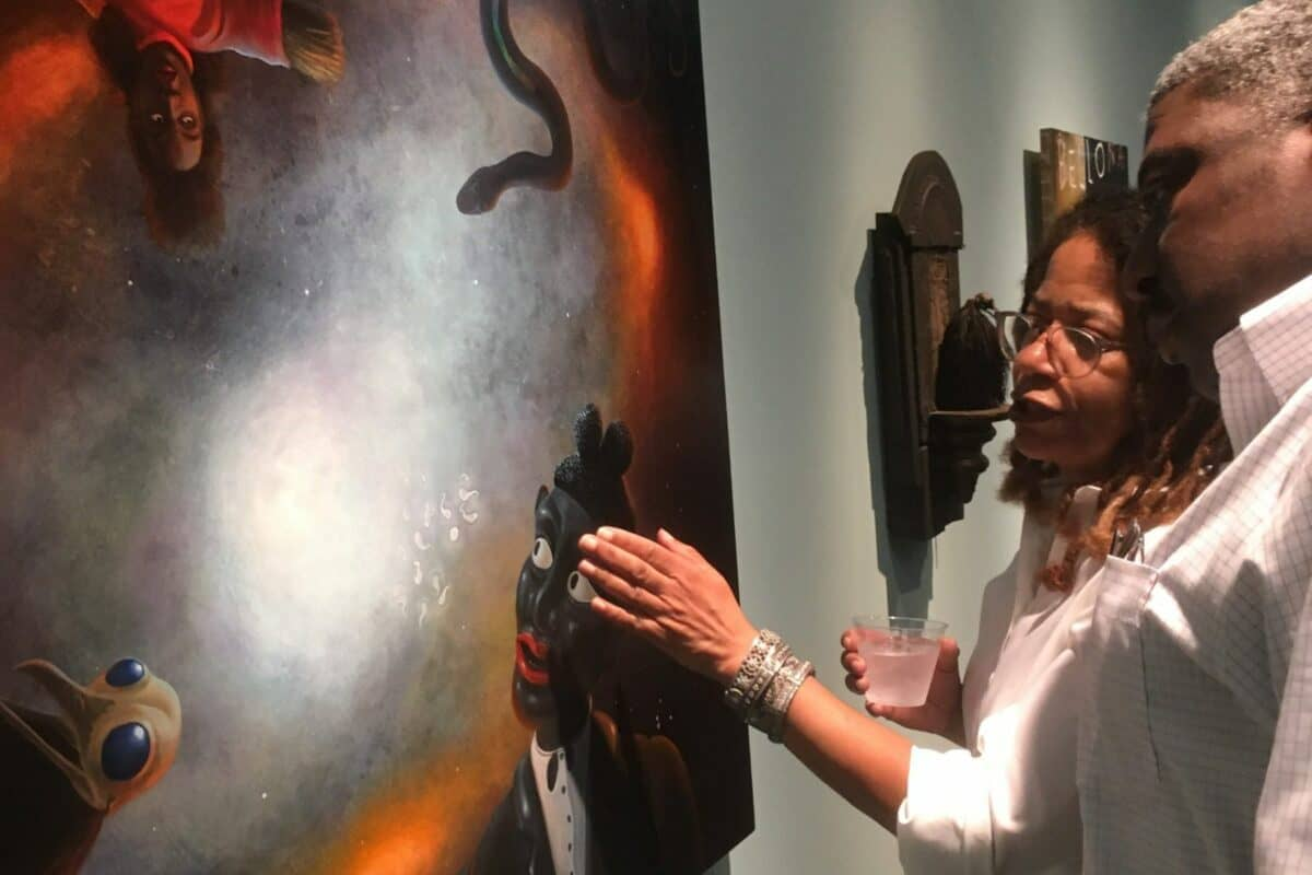 Renee Stout Explains the How and Hoodoo in When 6 is 9, Her Newest Solo Show at Hemphill Fine Arts