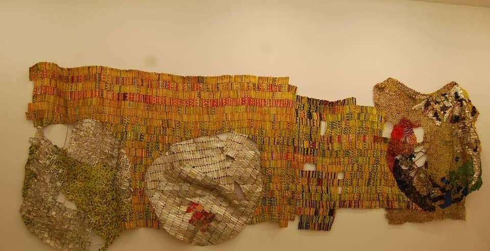 El Anatsui Among artists to Exhibit at Haus der Kunst