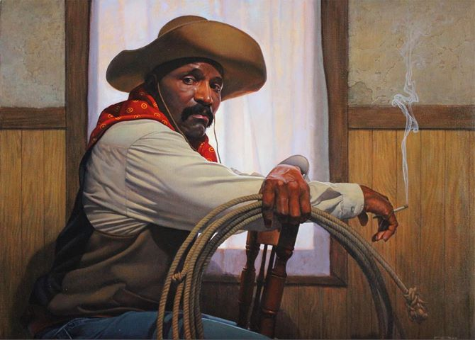 Western Nouveau: New Work by Thomas Blackshear