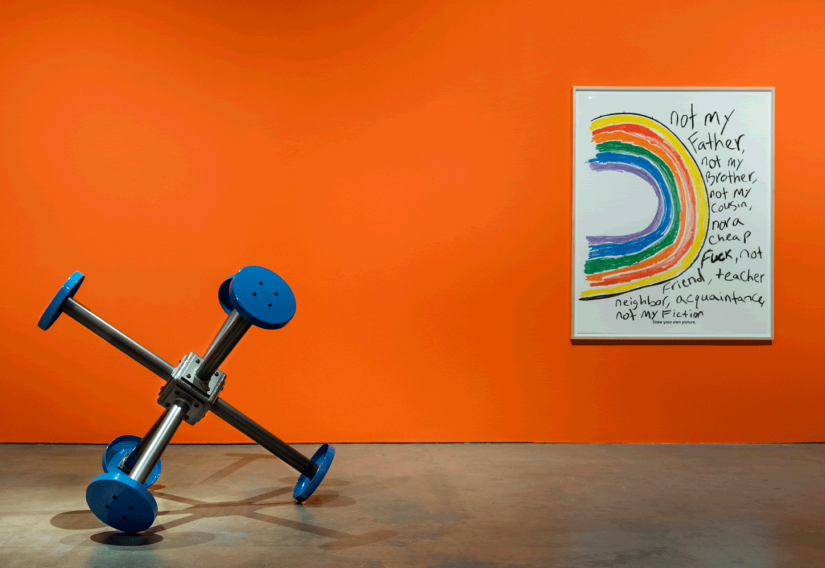 Exhibit Explores What Colored Time Looks Like